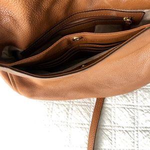 Michael Kors Bags - Michael Kors-Brown Bedford Tassel Med. Crossbody